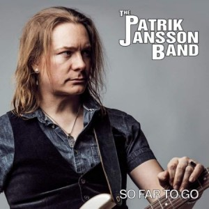 The Patrik Jansson Band..CDCover