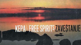 KEPA & FREE SPIRITS..CDCover