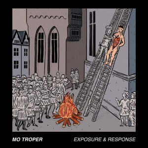 MO TROPER..Exposure &Response..CDCover