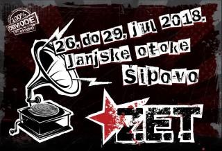 Z.E.T. festival 26-29 Jul 2018. Šipovo