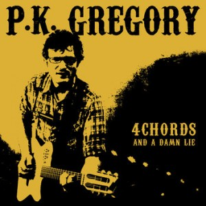 PK GREGORY..CDCover