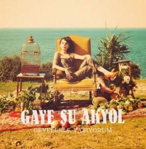 Gaye Su Akyol..CD Cover 2