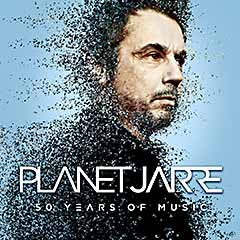 "Jean Michel Jarre – ""Planet Jarre..50 Years Of Music"" u ponudi od 14.09. 2018."