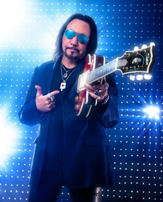 "Ace Frehley..novi album ""Spaceman"" od 19.oktobra 2018."