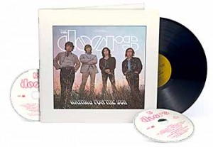 THE DOORS..Waiting For The Sun..Deluxe version..CDCover