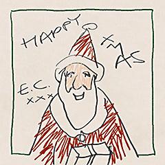 ERIC CLAPTON...Happy Xmas