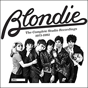 "Blondie box set "" The Complete Studio Recordings 1975-1982″ tokom 2019-e na tržištu"