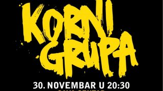 KORNI GRUPA..Long Play..Cover