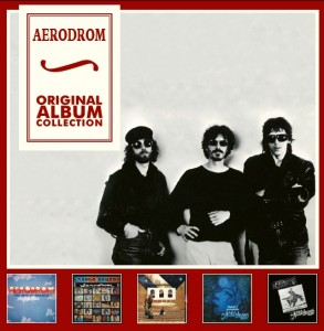 AERODROM...Original Album Collection