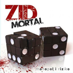 ZID MORTAL..Monopol i riziko..CDCover