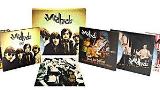 THE YARDBIRDS..Live & Rare