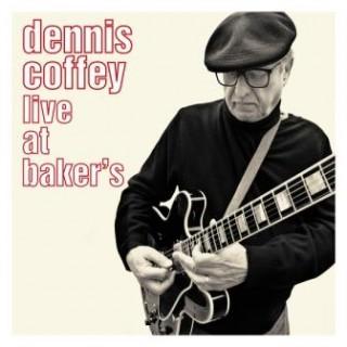 """Live At Baker's""..novi album Dennis Coffey-a!"