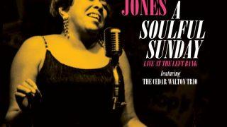 ETTA JONES - A Soulful Sunday Cover