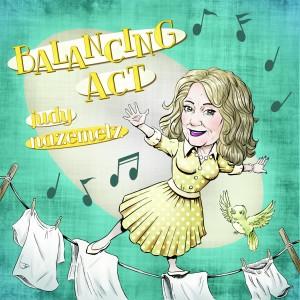 Judy Nazametz..Balancing Act..Cover