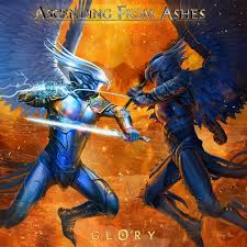 "ASCENDING FROM ASHES – ""Glory"""