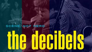 THE DECIBELS..Scene Not Herd..Cover