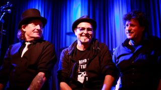 REVEREND RUSTY & THE CASE..Band Picture