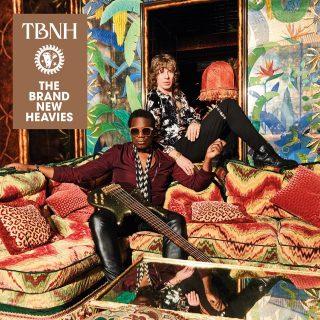 """""""TBNH""""..novi album Brand New Heavies-a..od 6.septembra 2019 u ponudi!"""