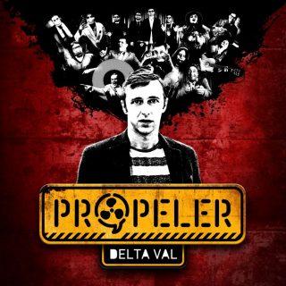 """Delta Val""..album sarajevskog sastava Propeler!"
