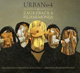 """URBAN&4& ZAGREBAČKA FILHARMONIJA – """"S/t"""""""