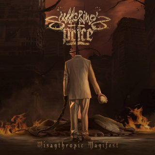 "SUFFERING'S THE PRICE – ""Misanthropic Manifest"""