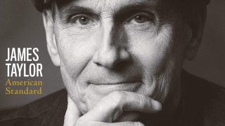 JAMES TAYLOR..American Standard..CDCover