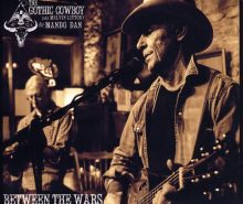 THE GOTHIC COWBOY..CDCover
