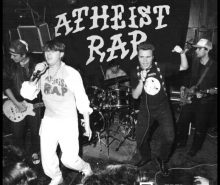 ATHEIST RAP..Cover