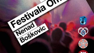 NENAD BOSKOVIC..60 Godina festivala Omladina...Cover