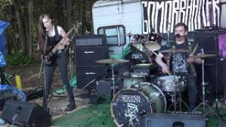 GOMORRAHIZER..Band Picture