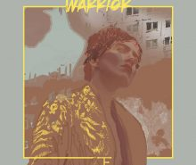 THE FREUDERS...Warrior..Cover