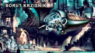 BORUT KRZISNIK..Dancing Machine..Cover