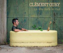 CLEMENY OURY..La tete dans le mur..Cover