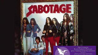 BLACK SABBATH...Sabotage ..Super Deluce..2