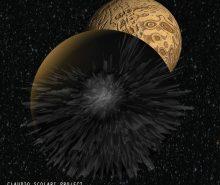 CLAUDIO SCOLARI PROJECT..Cosmology..Cover