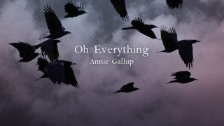 ANNIE GALLUP..Oh Everything..Cover