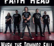 FAITH HEAD - When The Dominoes Dall
