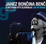 JANEZ BONČINA BENČ--Live In Mons