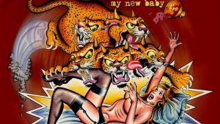 NEW BABYLON..My New Baby..EP CD Cover