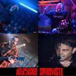 ATOMSKO SKROVISTE..Band picture