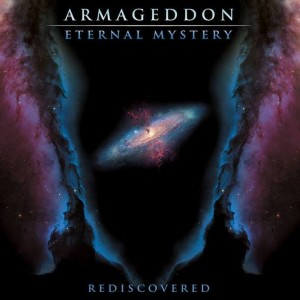 ARMAGEDDON..Eternal Mystery Rediscovered...CDCover