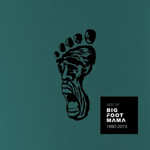 BIG FOOT MAMA..CDCover