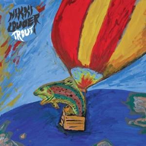 NIKI LOUDER..4th album CDCover