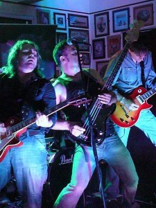 BLACK ROSE..Band Picture