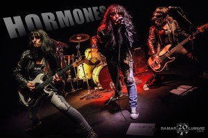 HORMONES..Band Picture