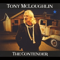 TONY McLOGHLIN..The Contender..CDCover