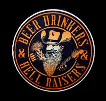 BEER DRINKERS & HELL RAISEWRS..Logo
