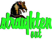 STRAIGHTEN OUT..Logo 2