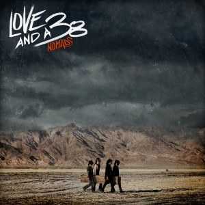 LOVE AND A.38..Cover