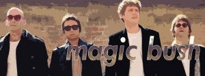 MAGIC BUSH.Band picture2